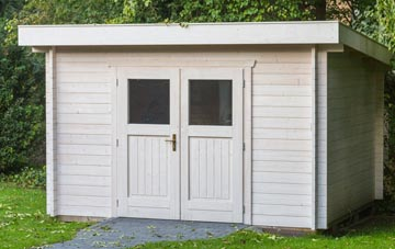Hampton Hill garden shed costs