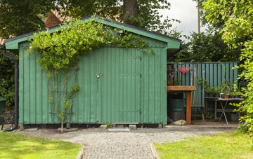 benefits of Hampton Hill garden storage sheds
