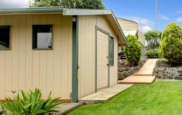 Hampton Hill storage shed costs